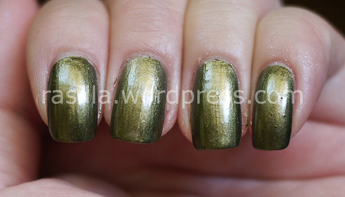 China Glaze in Argo