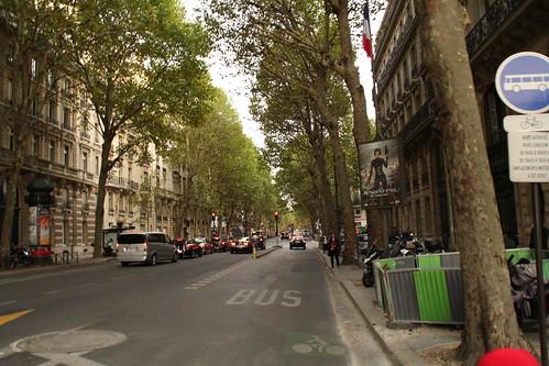 Random Paris Street