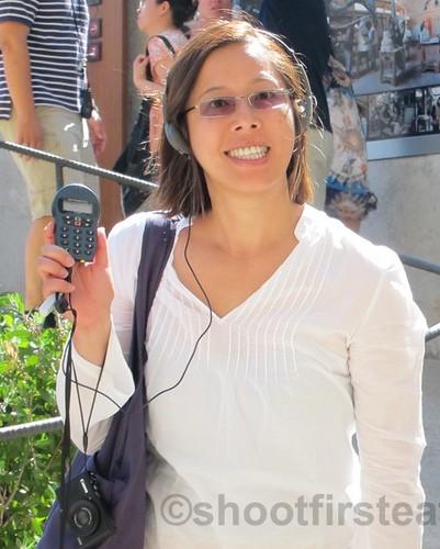 Audio Guide, Sagrada Familia
