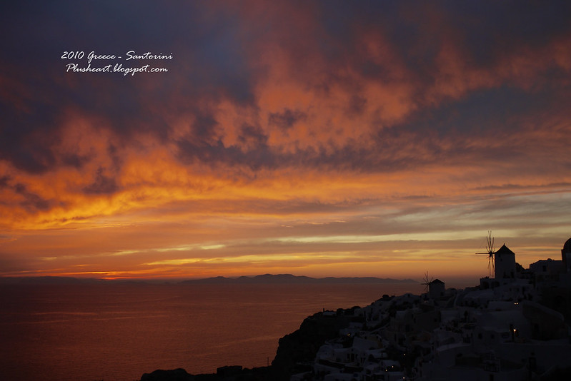 ▌Greece ▌ Oia – 日落愛琴海