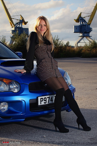 Subaru Blond