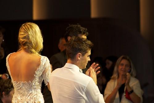 At Any Price Premiere: Zac Efron & Maika Monroe