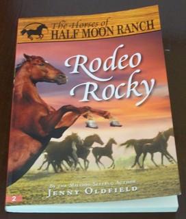 Rodeo Rocky, Jenny Oldfield