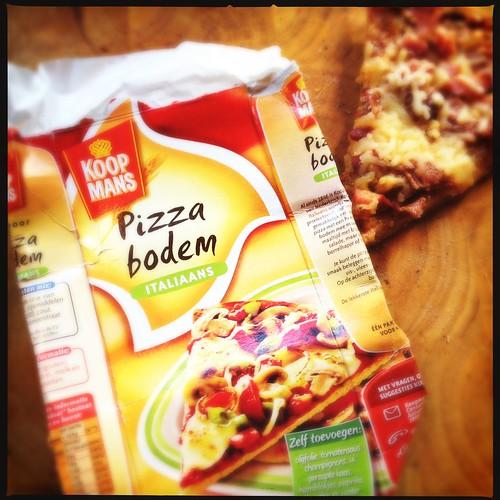 Koopmans Pizzabodem Italiaans