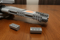 10227 B-wing Starfighter Review - 50