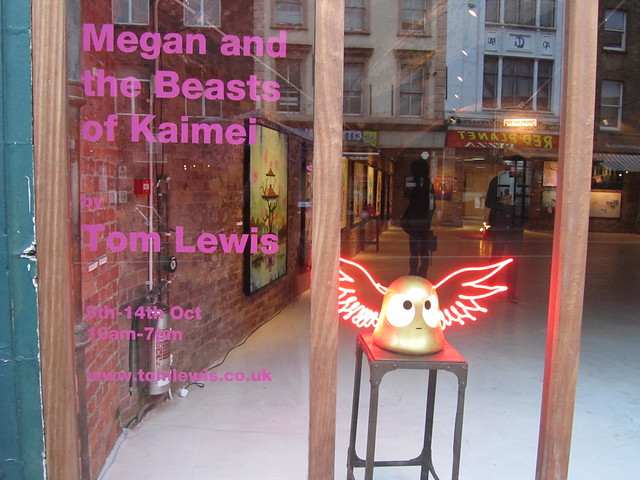 'Megan and The Beasts of Kaimei' by Tom Lewis