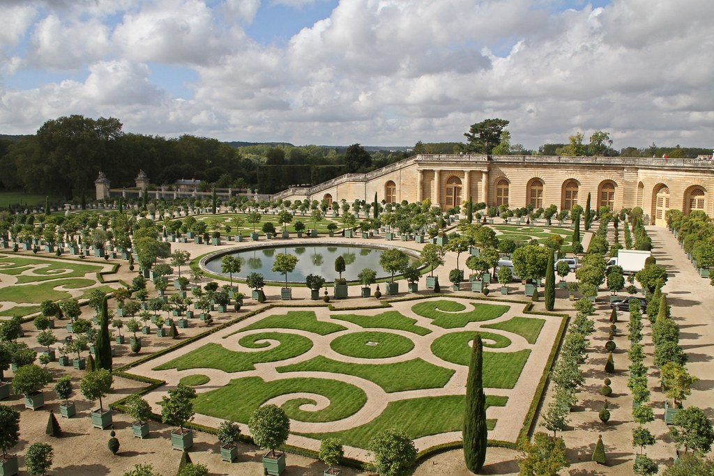 Ch teau de versailles the very definition of opulence for Definition of opulance