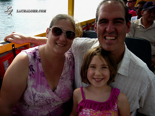 Family Pic Boston Duck Tour
