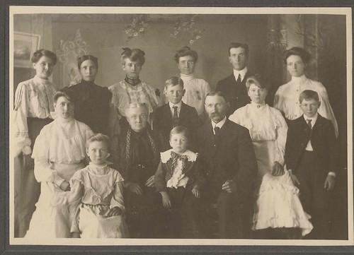 G.R. Nanninga Family
