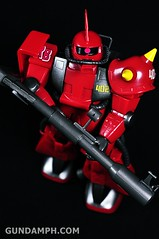 HCM MS-06R-2 Johnny Ridden's Zaku-II (144 scale) 1984 make (67)