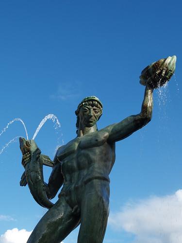 261/366 - Poseidon by Flubie