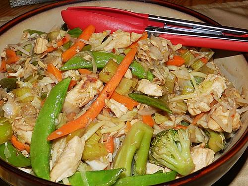 Chicken Lo Mein (4)
