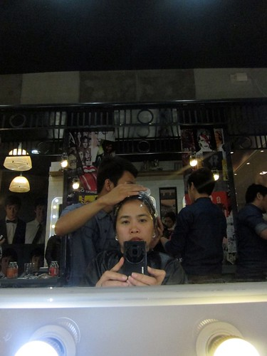 at F&H Famous Hair Salon