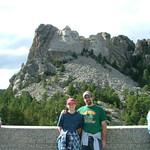 Jenn & Dave at Mt. Rushmore