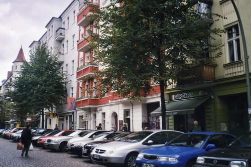 Burgeramt, Friedrichshain
