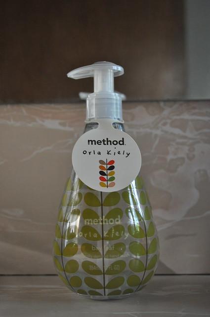 Orla Kiely Soap at Target