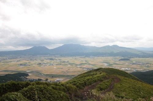 Daikanbou at Aso 大観峰