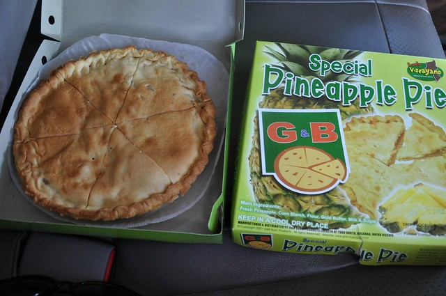 Vizcaya Road Food: Pineapple Pie