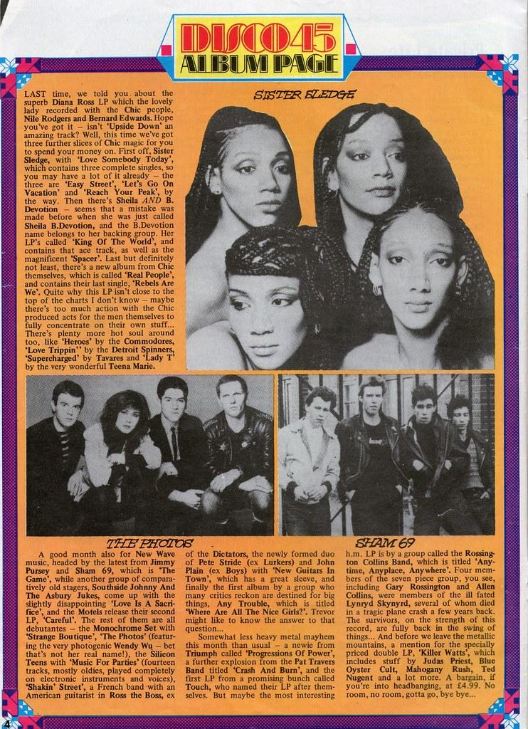 Disco 45 Magazine edition 118