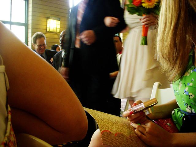 I'm a terrible wedding photographer