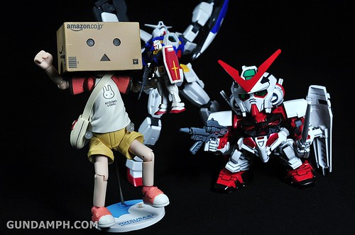 Revoltech Danboard Mini Amazon Box Version Review & Unboxing (51)