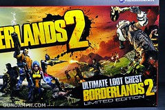 Borderlands 2 Ultimate Loot Chest Limited Edition PS3 Review Unboxing (3)