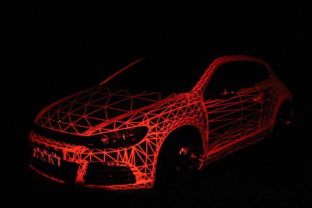 mayer+empl . vw . video mapping sculpture . 2012