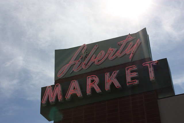 Eating Arizona: Liberty Market