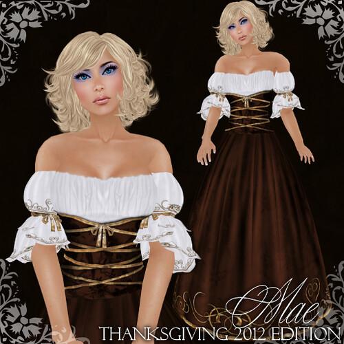 Mae - Thanksgiving 2012 Edition