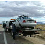 Towing the Car Away #2