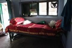 Krishnveni amma's bed