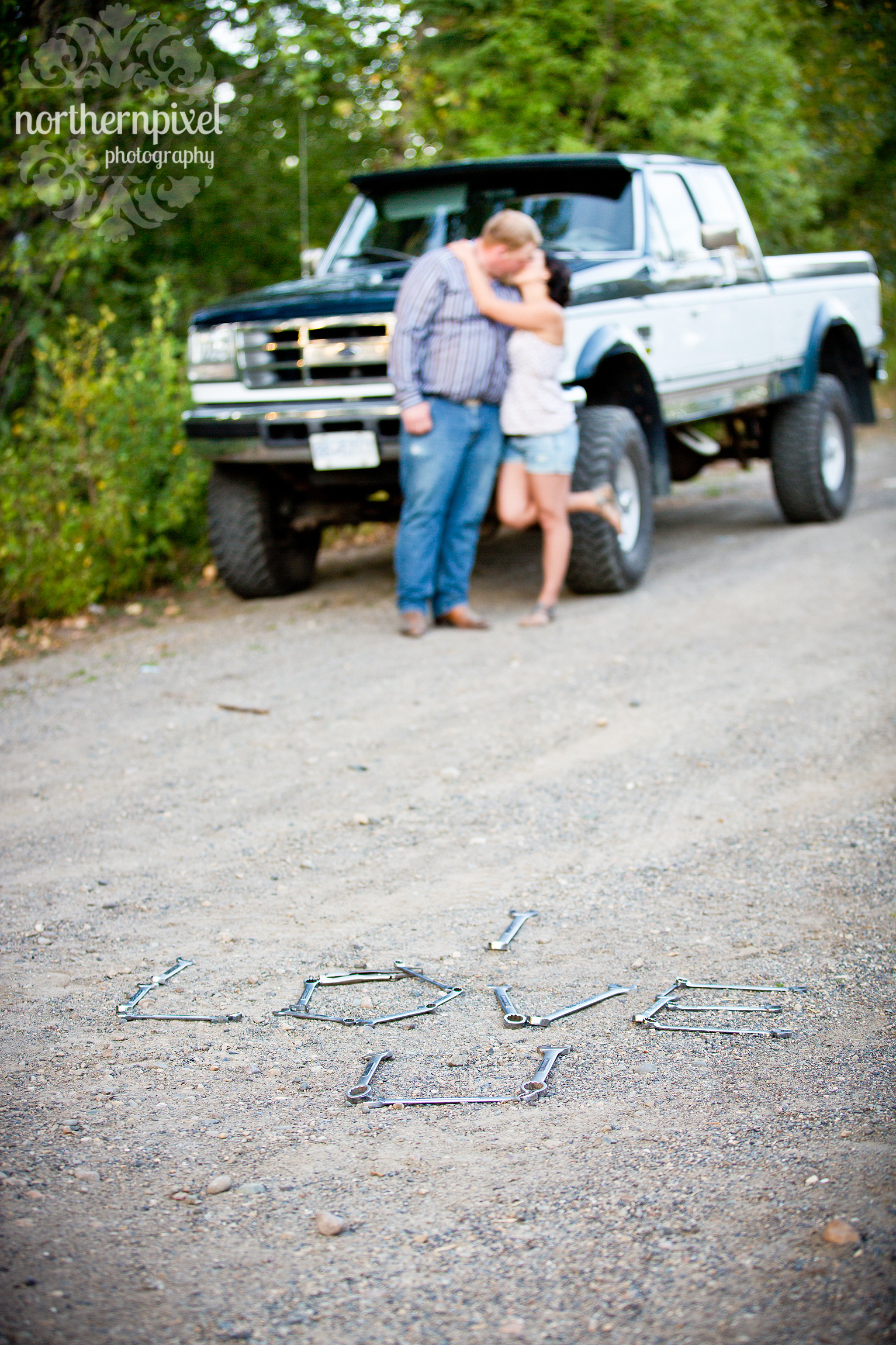 Engagement Session - Tawnie & Wade