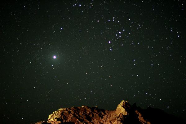 Cielos del desierto