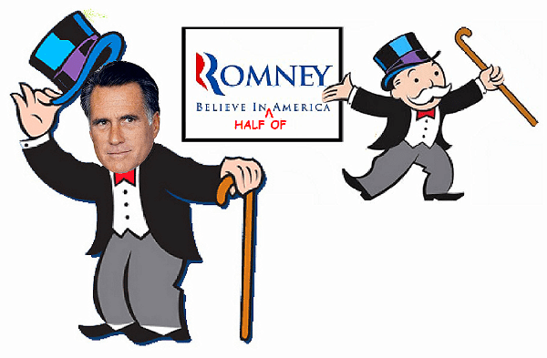 Mitt Romney's America