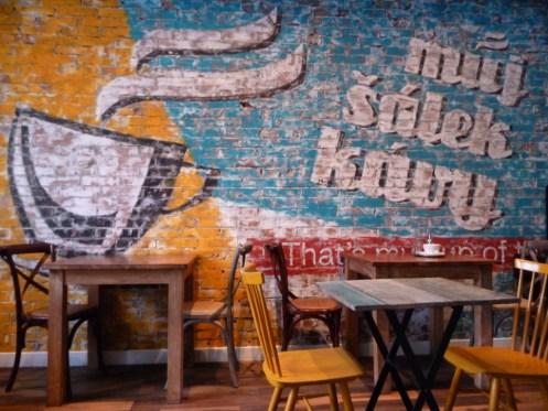 Můjšálekkávy Prague Cafe