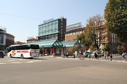 Milano Cadorna station