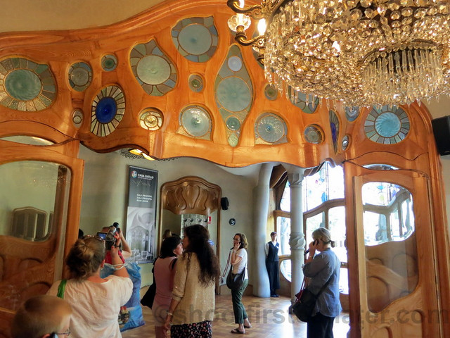Casa Batlló Gaudi Barcelona-012