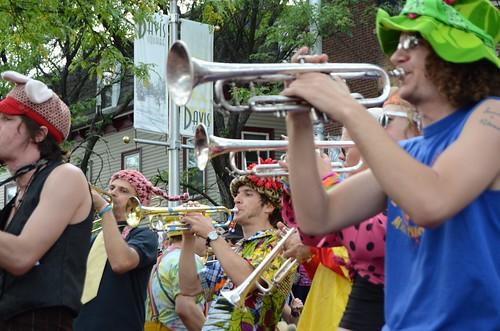 Honk! festival 88