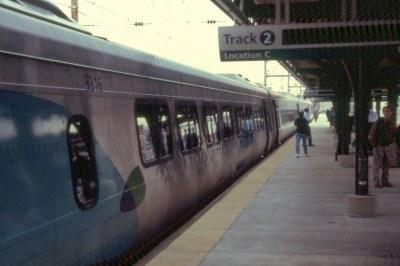 20020215 11 Amtrak Acela, Wilmington, DE