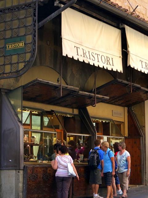 T. Ristori, Ponte Vecchio