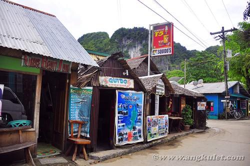 Squido's Restaurant, Hama St., El Nido, Palawan