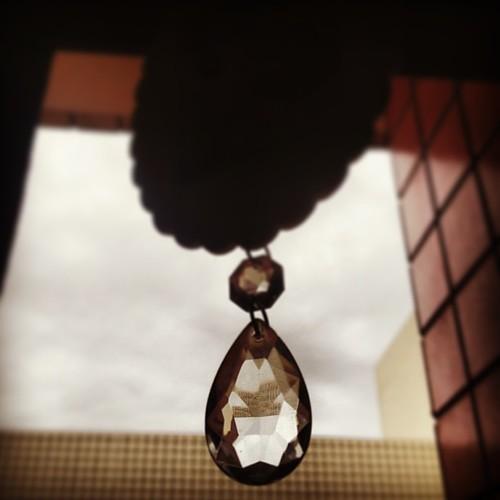 Cristal nublado