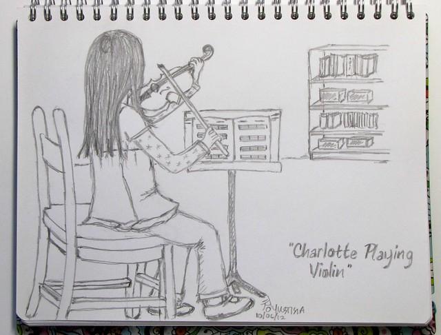 My latest sketch