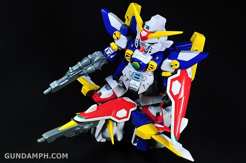 SD Archive Wing Gundam Unboxing Review (64)