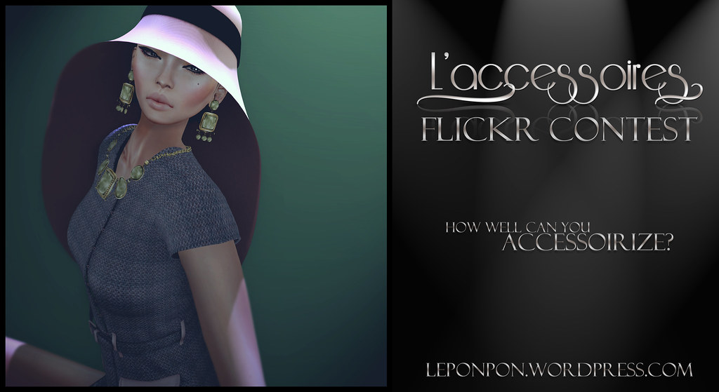 lacesflickrcontestlinkposter