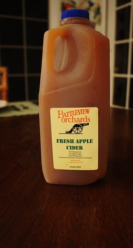 Battleview Orchards Fresh Apple Cider