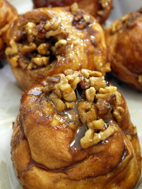 Wildflour's sticky buns P130-001
