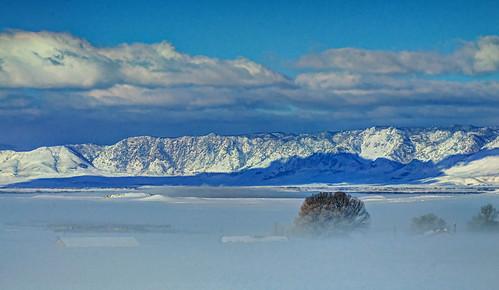 Laramie Ice Fog