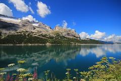 Lago di Fedaia Italy