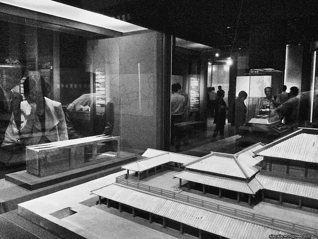 Miniture Qin Palace